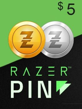 Razer Gold 5 USD Rixty
