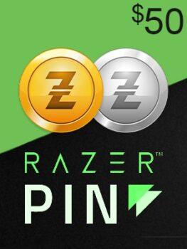 Razer Gold 50 USD Rixty