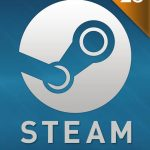 Steam Wallet 25 USD