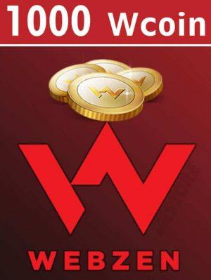 Webzen 500 Wcoin - EPIN