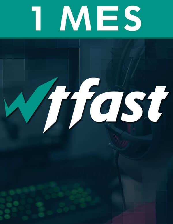 WTFast - 1 Mes