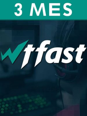 WTFast - 3 Meses