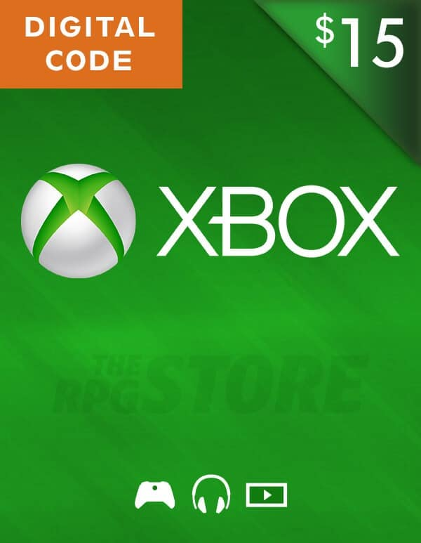 Xbox Live Gift Card 15 USD