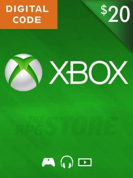 Xbox Live Gift Card 20 USD