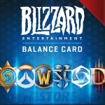 Battlenet Gift Card 100 USD