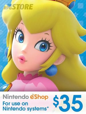 Nintendo eShop Card 35 USD