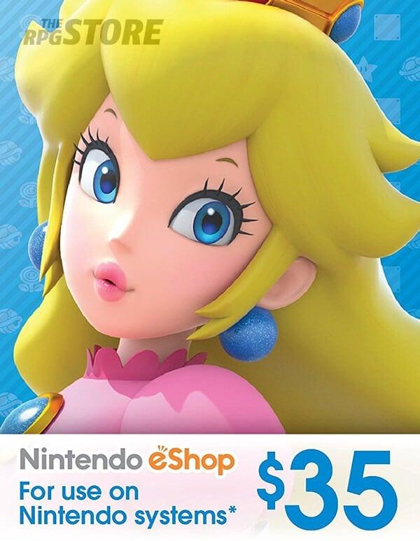 Nintendo eShop Card 35 USD