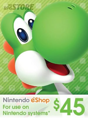 Nintendo eShop Card 45 USD