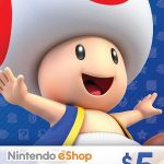 Nintendo eShop Card 5 USD