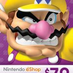 Nintendo eShop Card 70 USD