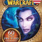 World of Warcraft Tarjeta Prepagada 60 Dias US