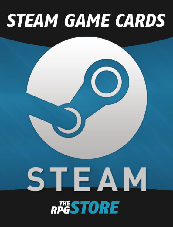 Steam Game Card