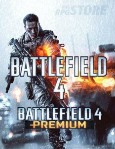 Battlefield 4 Premium CD Key Origin