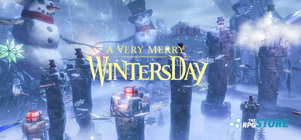 Guild Wars 2 Dia Invernal