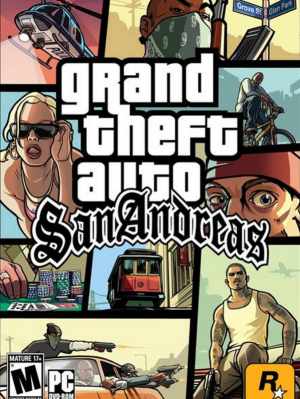 GTA San Andreas Steam Key