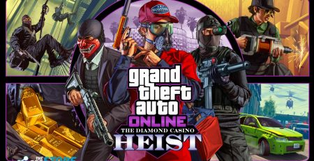 GTA online The Diamond Casino Heist