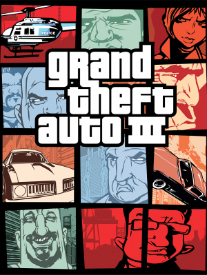 Grand Theft Auto 3 Steam Game Key