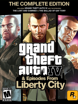 Grand Theft Auto IV Complete Edition Steam Game Key