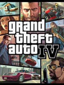 Grand Theft Auto IV Steam Key