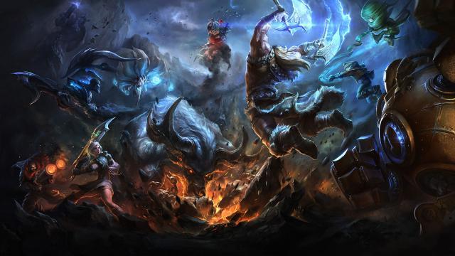 actualizacion league of legends