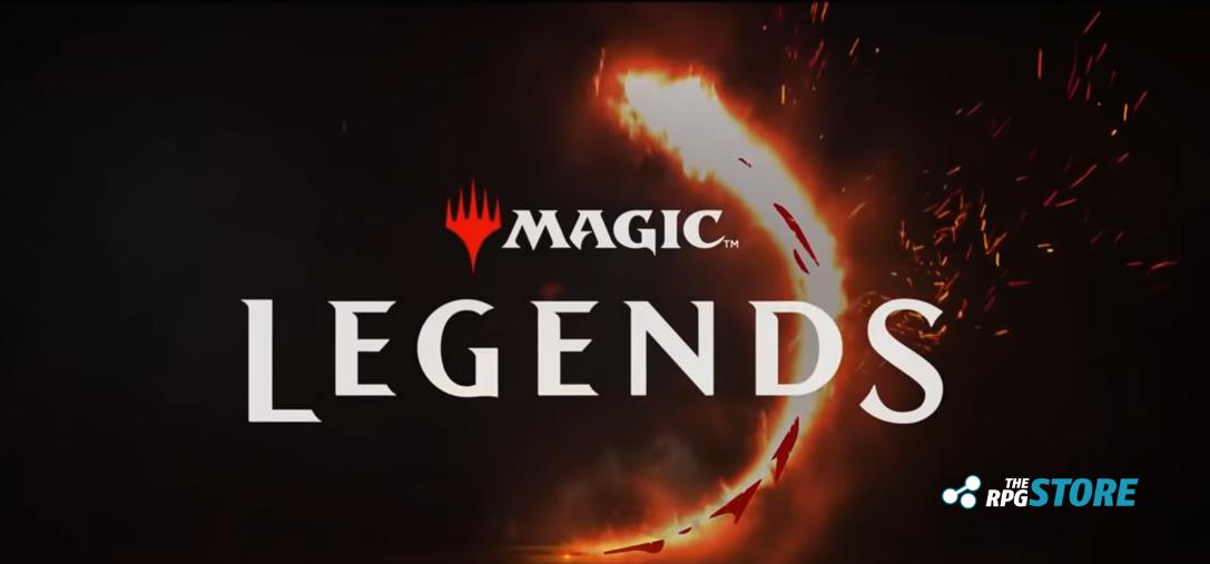 Magic Legends revealed