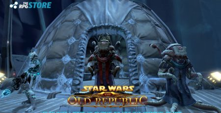 SWTOR LIFE DAY RETURN EIGHT YEAR ANNIVERSARY