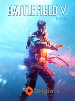 Battlefield V Game Key Origin