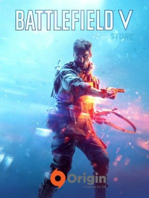 Battlefield V Game Key Origin
