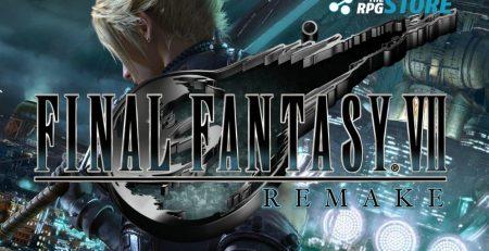 Final Fantasy VII PC Remake