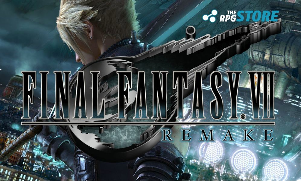 Final Fantasy VII PC Remake