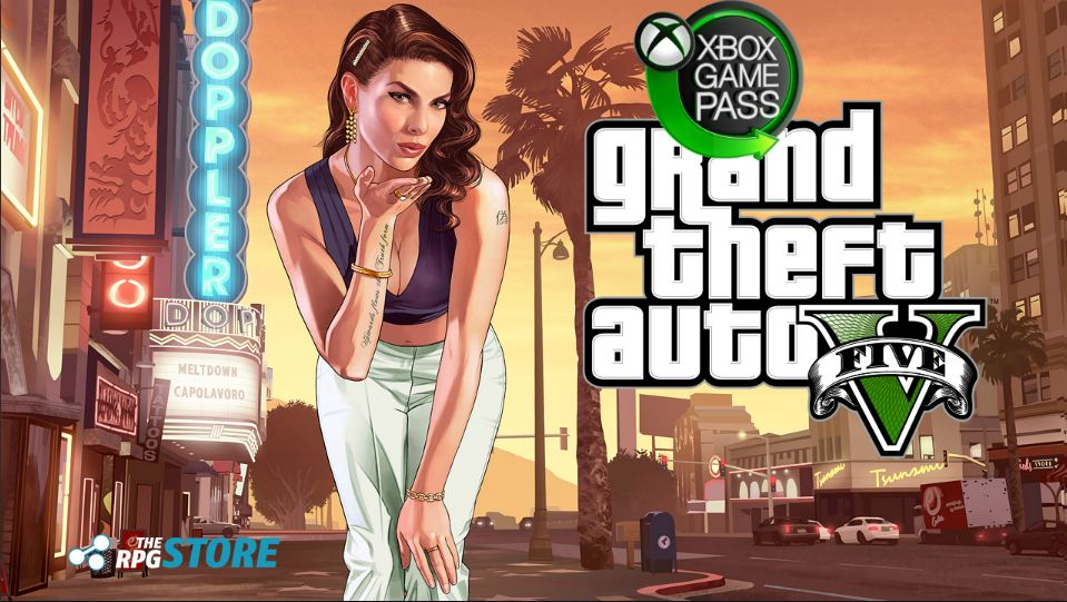 GTA V Xbox Game Pass Ya Disponible