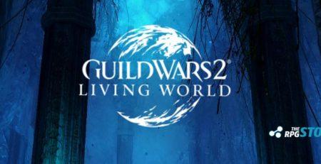 Guild Wars 2 Una sombra en el hielo