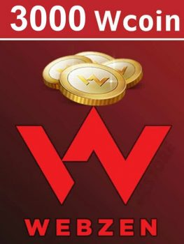 Webzen 3000 Wcoin EPIN