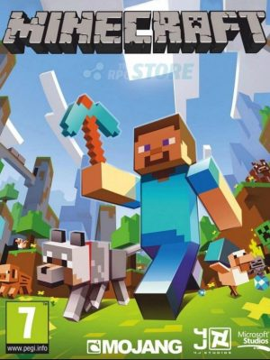 Minecraft Game key Global