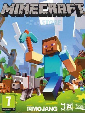 Minecraft Game key Global