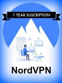 NordVPN 1 Año de Suscripcion