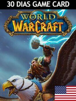 World of Warcraft 30 Dias USA