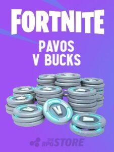 Fortnite Pavos V Buck