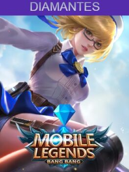 Mobile Legends Bang Bang Diamantes