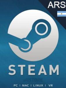 Steam Gift Card Argentina