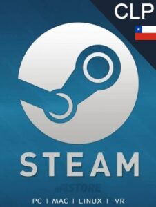 Steam Gift Card Chile