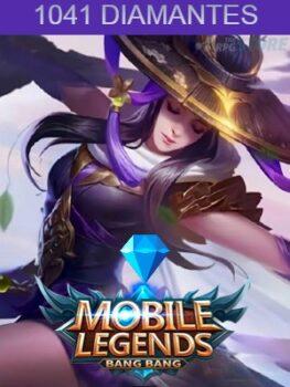 Mobile Legends 1041 Diamantes