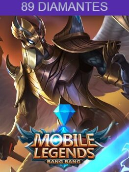 Mobile Legends 89 Diamantes