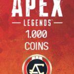 Apex Legends 1000 Apex Coins Origin