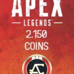 Apex Legends 2150 Apex Coins Origin