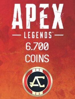 Apex Legends 6700 Apex Coins Origin