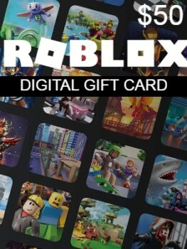 Roblox Gift Card 50 USD