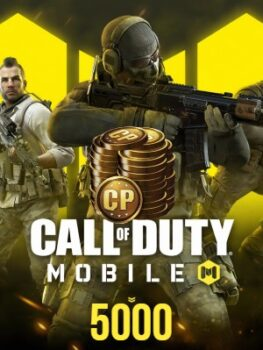 Call of Duty Mobile 5000 CP